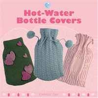 Hot-Water Bottle Covers (Cozy) артикул 8911d.